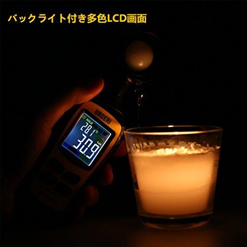 URCERI『LightMeter(MT-912)』