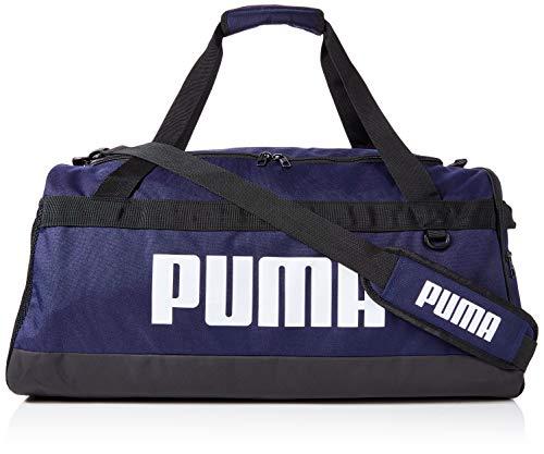 PUMA Unisex– Erwachsene Challenger Duffel Bag M Sporttasche, Peacoat, OSFA