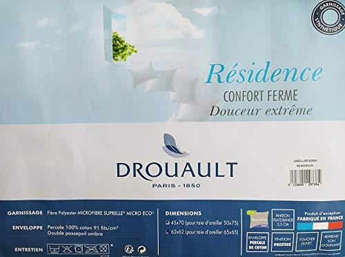 DROUAULT Oreiller 62x62 Résidence