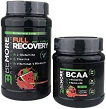 FULL RECOVERY PACK BCAA LAUNCHING OFFER Estimated Price : £ 34,04