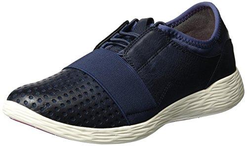 Tamaris Damen 23722 Sneakers, Blau (Navy 805), 42 EU