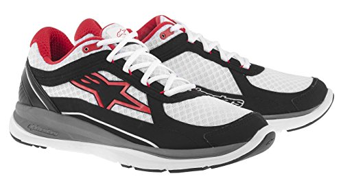 Alpinestars 100 - Zapatillas de running para mujer, color blanco, talla 43
