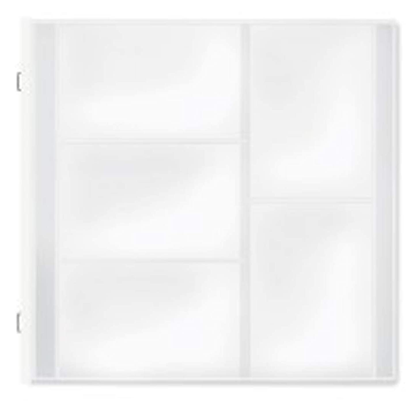 12x12 Multi-Pocket Pages (12/pk) by Creative Memories