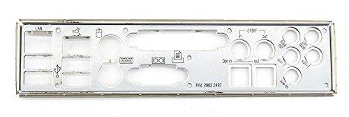 Medion P/N 20032497 ATX Mainboard Motherboad I/O Shield Anschluss-Blende Blech (Generalüberholt)
