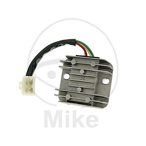 101 Octane Régulateur/Redresseur 4 Broches INCL. câble pour 50–150 CC
