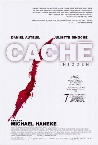 Cache POSTER Movie (27 x 40 Inches - 69cm x 102cm) (2005)