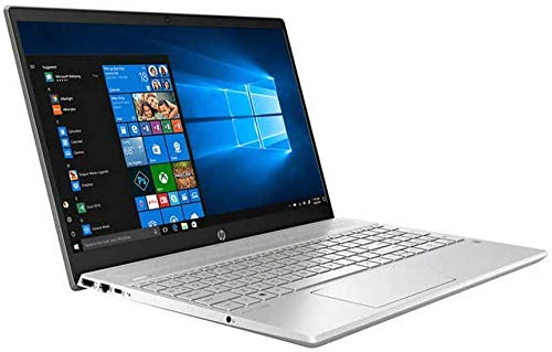 "2020 HP Pavilion 15.6"" FHD Touchscreen Laptop Computer, 10th Gen Intel Core i7-1065G7 Processor, 16GB DDR4 RAM, 512GB SSD + 1TB HDD, HD Webcam, Windows 10 Pro, Grey, 32GB Tela USB Card"