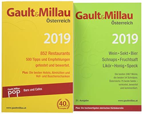Gault&Millau Österreich 2019: Restaurant- und Weinguide