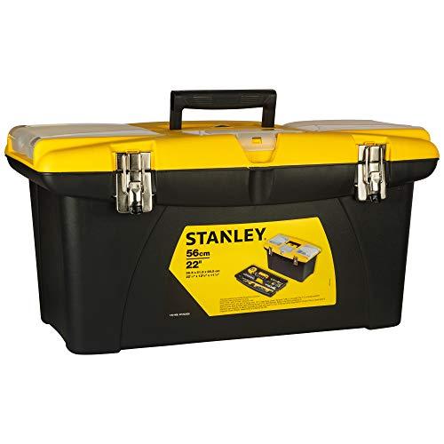 Stanley 1-92-908 - Caja de herramientas con organizador de 56cm 22'