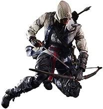 Square Enix Play Arts Kai - Figura Connor De Assassin's Creed