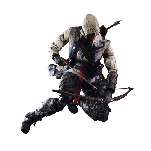Figurine 'Assassin's Creed III' - Connor