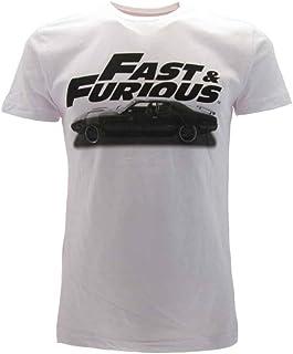 d2225f1d58c7eb Sabor SRL T-Shirt Fast And Furious Originale Film Maglia Maglietta  Ufficiale Auto