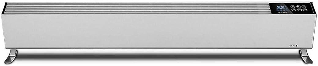 ZYL-YL Calentador de zócalo de la placa base del calentador eléctrico inteligente Inicio Radiador Oficina de convección calentadores remoto Control de aire caliente por convección
