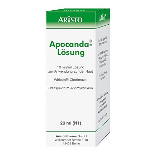 APOCANDA Lösung 20 ml