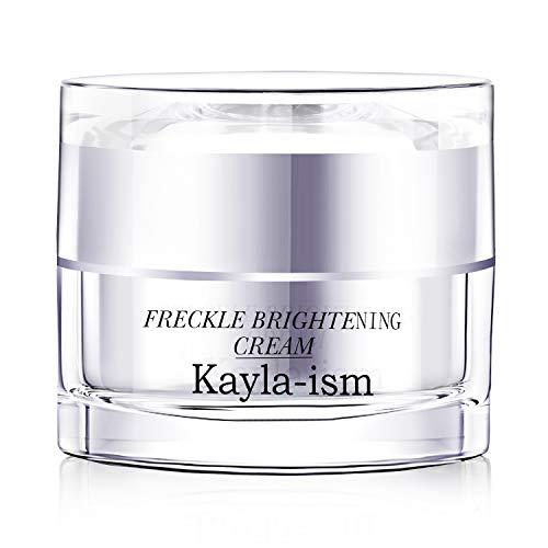 Kayla-Ism Face Cream | Anti Wrinkle Anti Aging Daily | Lighten & Fade Freckles in 28 days | Moisturizer Cream with Jasmine Essence | Retinol Cream | Firming Skin Care | Facial Moisturizer Night Cream