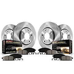 Comes with everything you need to get the job done, including stainless steel installation hardware and high temperature ceramic brake lubricant OE style replacement rotors are mill balanced to ensure a smooth ride Z17 Clean Ride ceramic brake pads l...