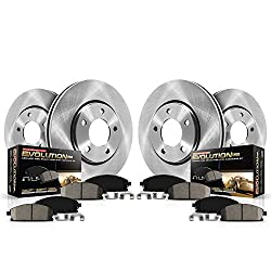Autospecialty (KOE5828) Daily Driver OE Brake Kit, Front and Rear