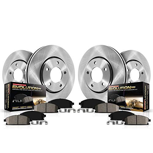 Autospecialty KOE2010 1-Click OE Replacement Brake Kit