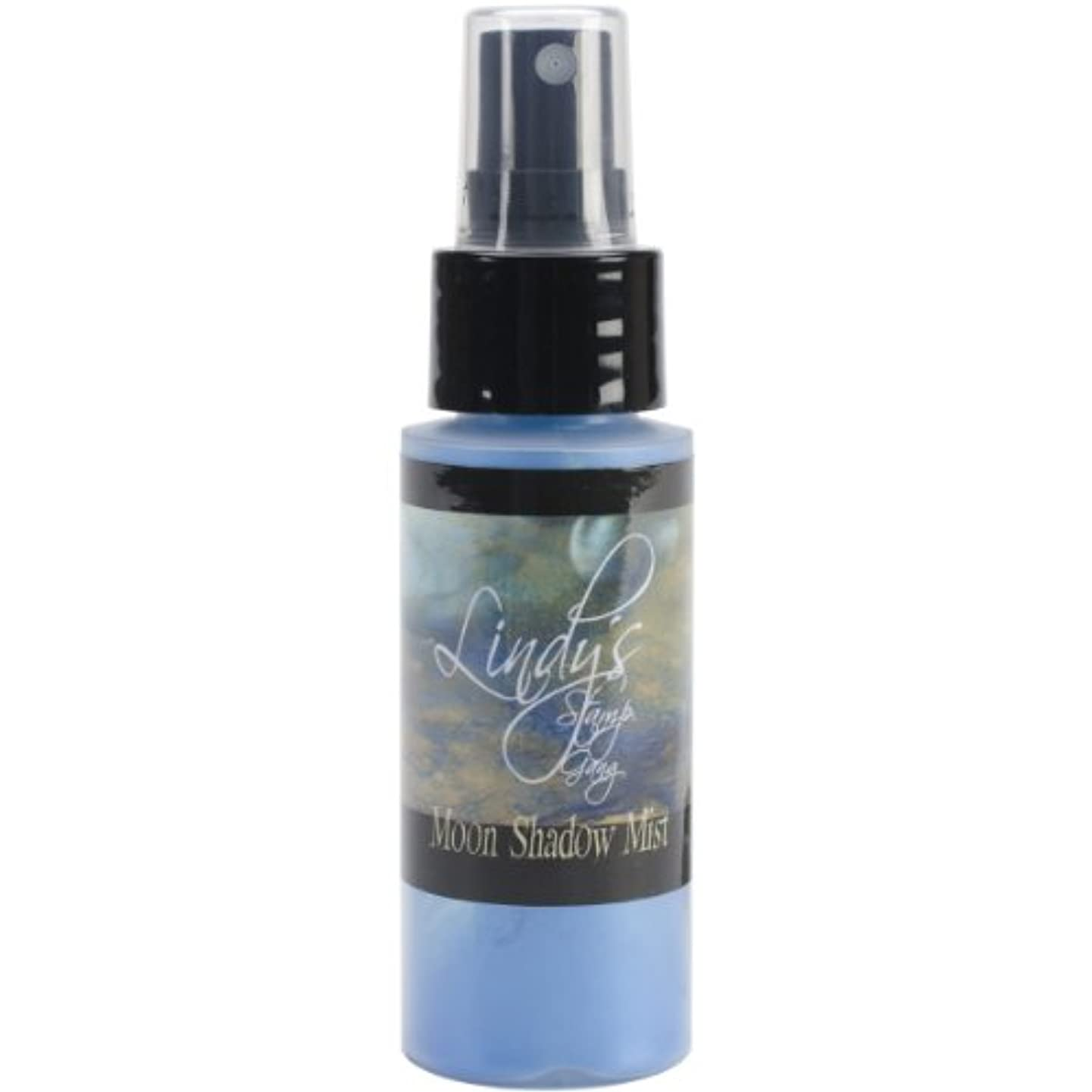 Lindy's Stamp Gang Moon Shadow Mist, 2-Ounce, Buccaneer Bay Blue