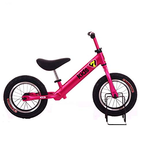 Best Prices! Zjnhl Children's Fun / -Balance Bike Wino Pedal, Safe and Comfortable for Kids Toddlers (Color : Pink)