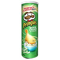 Pringles Sour Cream &