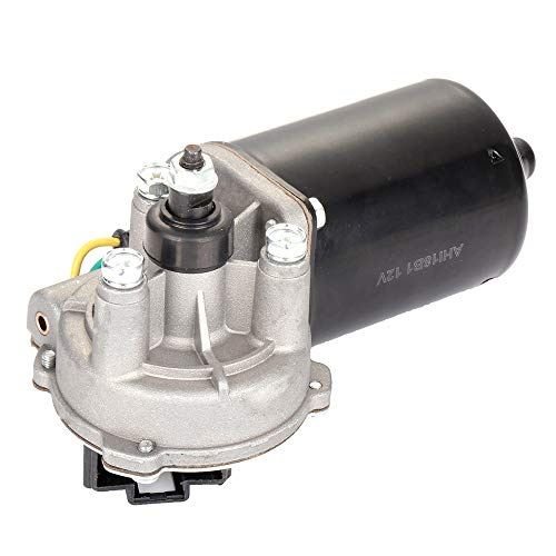 cciyu Windshield Wiper Motor Replacement fit 1991-1992 for Eagle Premier ; Front;1994-1996 for Dodge Ram 1500 (Truck); Front;1990-1993 for Chrysler New Yorker ; Front for Replace OE 85-387,AA140387