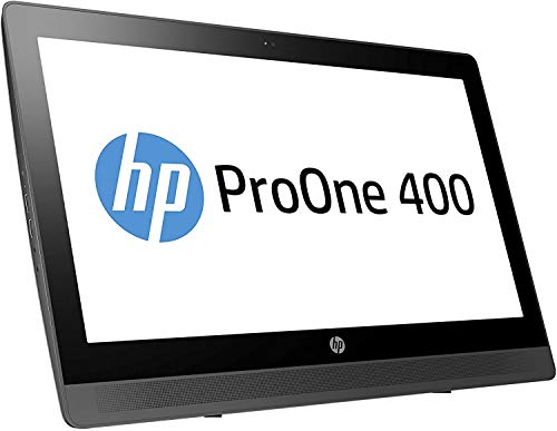HP ProOne 400 G2 All In One Intel i5-6500   RAM 8 GB   SSD 256 GB   20 pulgadas   Windows 10   WebCam   (reacondicionado)