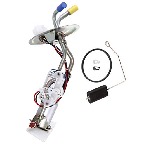 GDSMOTU Fuel Pump Module Assembly E2104S Fit for 1987-1989 for F-ord F-150 4.9L 1988-1989 for F-ord F-150 5.8L