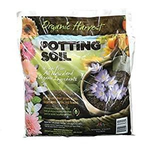 Organic Harvest Potting Mix review