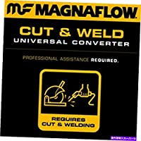 MagnaFlow触媒コンバータ標準グレードユニバーサル#94264 MagnaFlow Catalytic Conve
