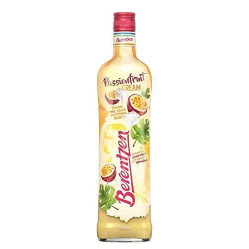 1 Flasche Berentzen Berentzen Passionsfrucht cream a 0,7L 15% Vol. Klarer + limeted Edition