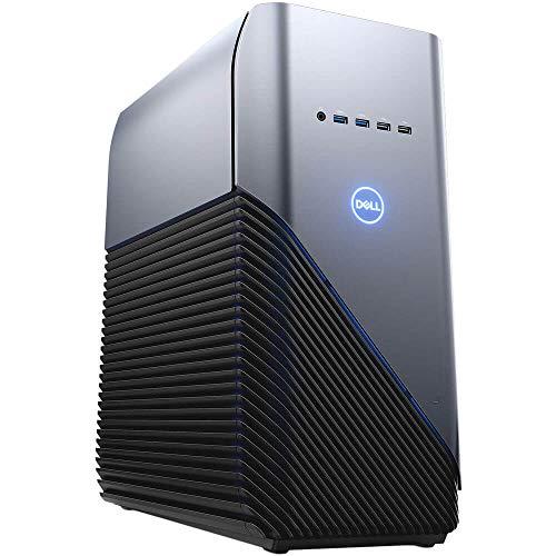 Dell 5680 Inspiron Gaming Desktop Intel Core i5 8GB RAM 1TB HD Recon Blue