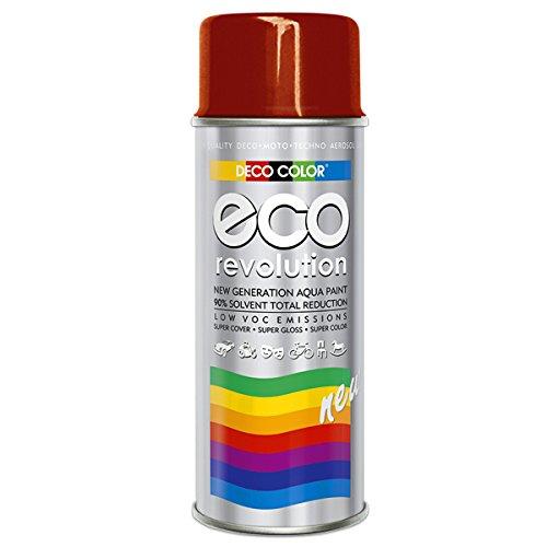 Fahrzeugteile Hoffmann DC ECO Lackspray glänzend matt 400ml nach RAL freie Farbauswahl (Rot Glanz RAL 3000)