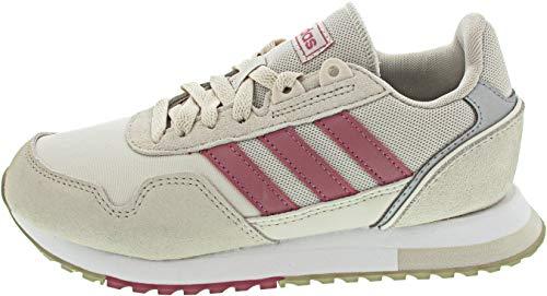 adidas 8K 2020, Zapatillas Mujer, ALUMIN/GRATRA/GRIORB, 37 1/3 EU
