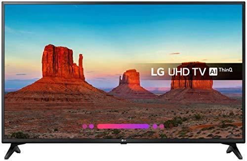 LG TV LED 43  43UK6200PLA Ultra HD 4K HDR Smart TV Wi-Fi