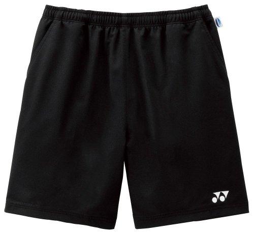 (ヨネックス)YONEX テニス ベリークールハーフパンツ 1550 [ユニセックス] 007 ブラック S