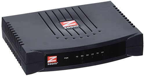 Zoom 3049 Data/Fax Modem Serial 1 x RJ-11 Phone Line, 1 x RS-232 Serial 56 Kbps