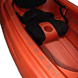 Quik Measure Pro Metric Measuring Sticker Ruler - 90cm Tape Measure Decal - Transparent Self Adhesive - Waterproof Clear Design Perfect for Kayak, Boat, Workbench, Spearfishing (90 Centimeters)