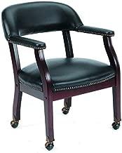 Best oak poker chairs Reviews