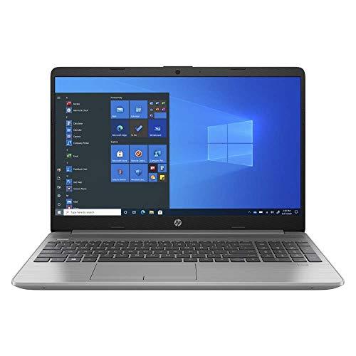 Notebook HP 255 G8 con schermo 15,6 pollici, Processore AMD Ryzen 5 3500U, Ram DDR4 8GB , Archiviazione SSD 256GB, Sistema operativo WIndows 10 PRO
