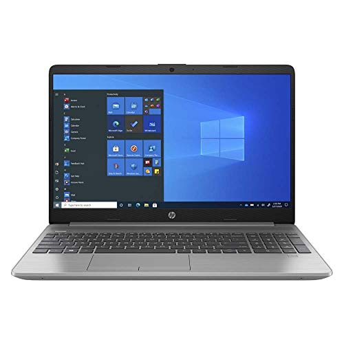 HP 255 G8 Notebook with 15.6 inch screen, AMD Ryzen 5 Processor 3500U, DDR4 8GB RAM, 256GB SSD Storage, WIndows 10 PRO Operating System