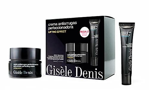 Gisèle Denis - Pack de Cuidado Facial, Contorno de Ojos 15 ml y Crema Regenerante Iluminadora Perfect Skin 50 ml, Promoción, Cuidado Facial, Hidratante
