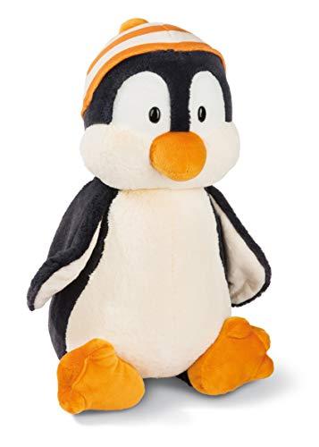 NICI 45733 Kuscheltier Pinguin Peppi 35cm, Flauschiges Plüschtier für Kinder, süßes Stofftier für Kuscheltierliebhaber