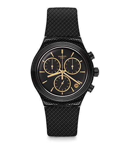 Reloj Swatch Irony Chrono YVB408 Nuts 4 Black