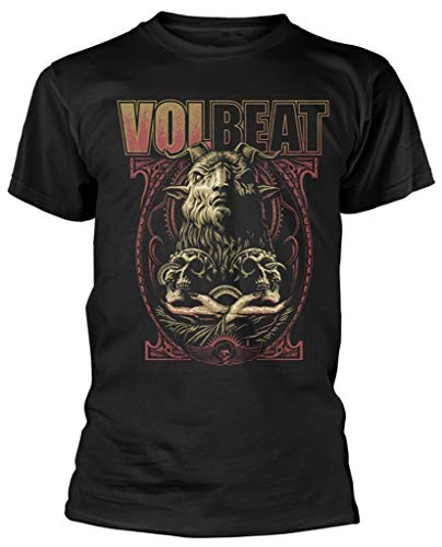 Volbeat 'Voodoo Goat' (Black) T-Shirt (medium)