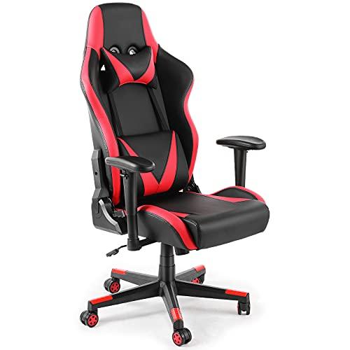Pistón de Gas Clase 4 Gaming Chair - Silla Gaming Ergonómica, Silla...