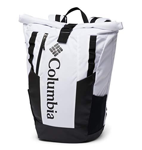 Columbia Convey 25 L Mochila con cierre enrollable, Color: Blanco, Art. No. 1832461