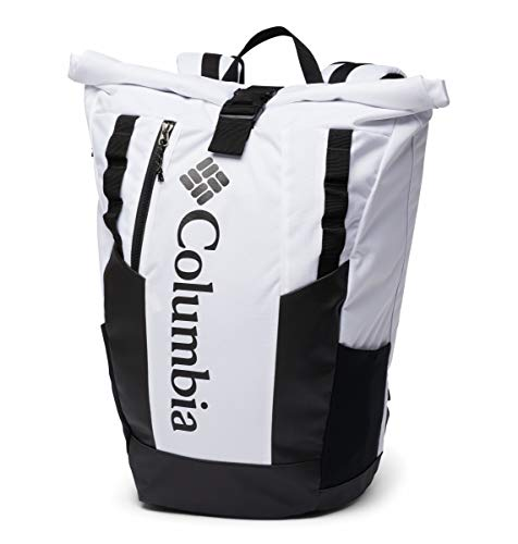 Columbia Convey 25 L Mochila con cierre enrollable, Color: Blanco, Art. No. 1832461