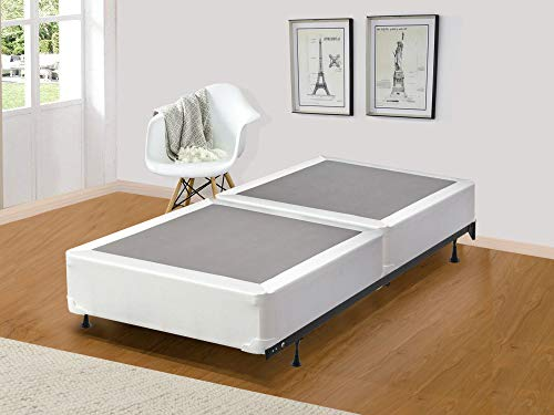 Mayton 8-Inch Twin Size Split Box Spring Mattress Foundation/Strong Structure, 38x74