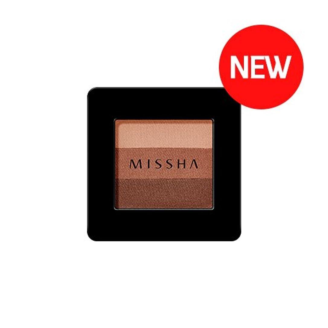 キャッチ新鮮な絶滅した[Missha] ミシャ トリプルアイシャドウ 2017 秋冬 NEW COLOR 4色 (#13 Lady Milktea) [並行輸入品]